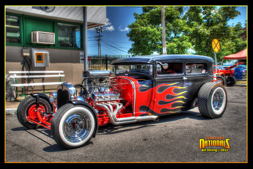 hotrod syracuse nationals hdr photomatix d80 3exp