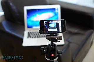 iPhone 4 Tripod | by Gadgetmac // Nest Photo