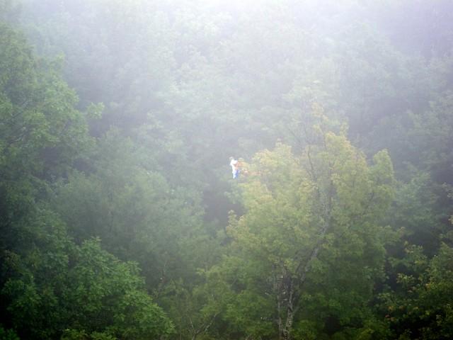 0:20:28 (90%): tower vermont hiking gilemountain