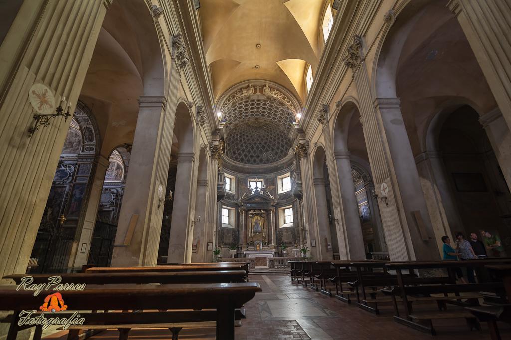 Santa Maria Della Consolazione Roma Italia Santa Maria D Flickr