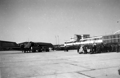 Soldater på København Flyplass