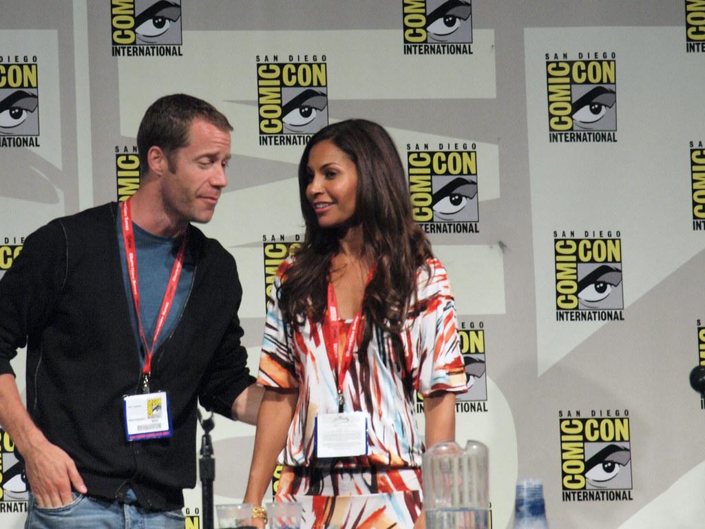 Colin Ferguson Salli Richardson Whitfield Comic Con 11b Flickr