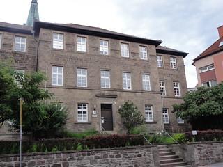 Amtsgericht Hünfeld | by Marrrci