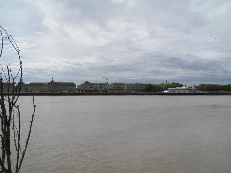 SeaDream 1 docked at Bordeaux - Bordeaux - 06 aout 2011 - P8060047