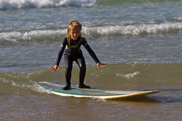 Learning to Surf #4