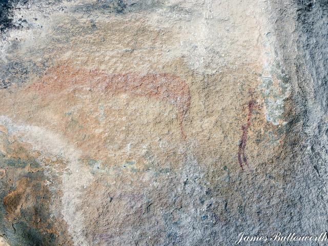 San Rock Art Underberg