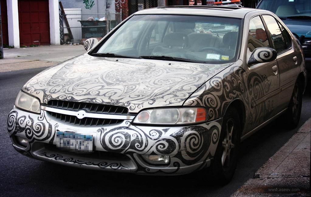 Custom Car Paint >> Don T Have Money For Custom Car Paint Markers Don T Hav Flickr