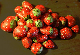 strawberries | by maryhysong