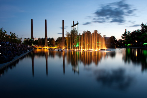 show sunset reflections lights tamron wolfsburg autostadt 18280 stephenquattro