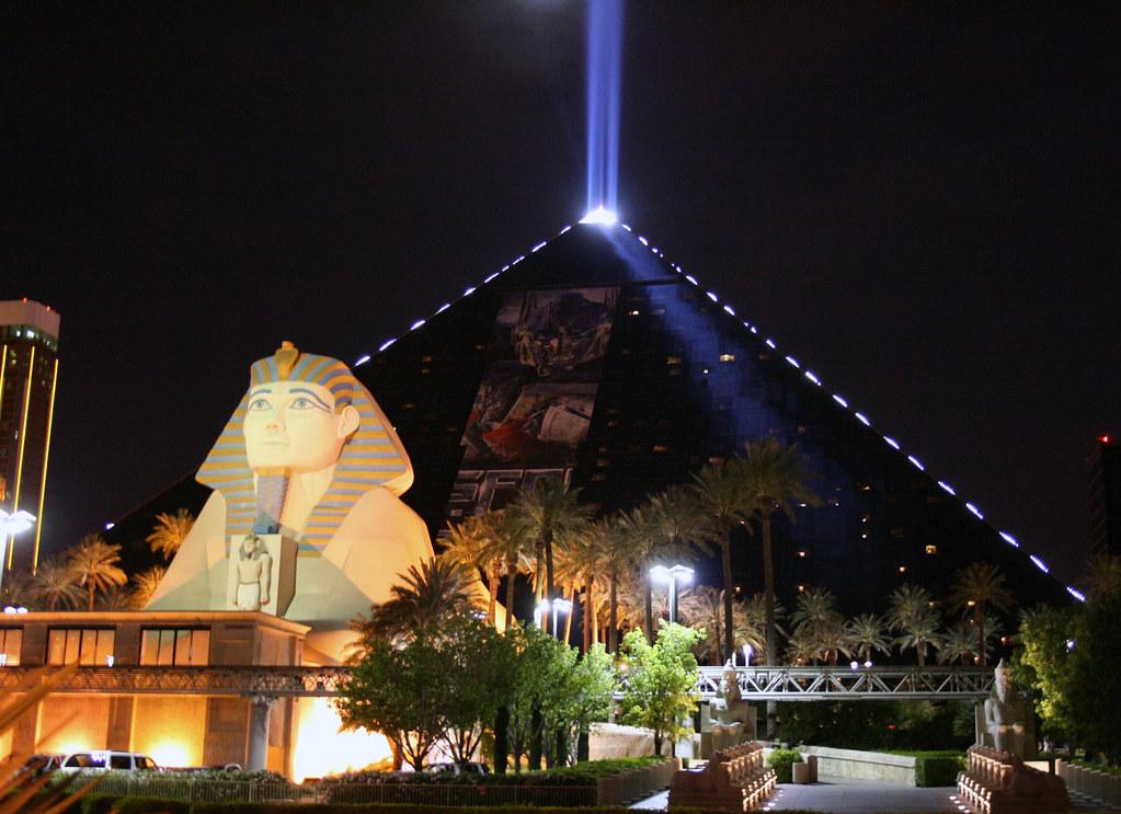 The Luxor | The Luxor Hotel - Las Vegas | Glen Scarborough