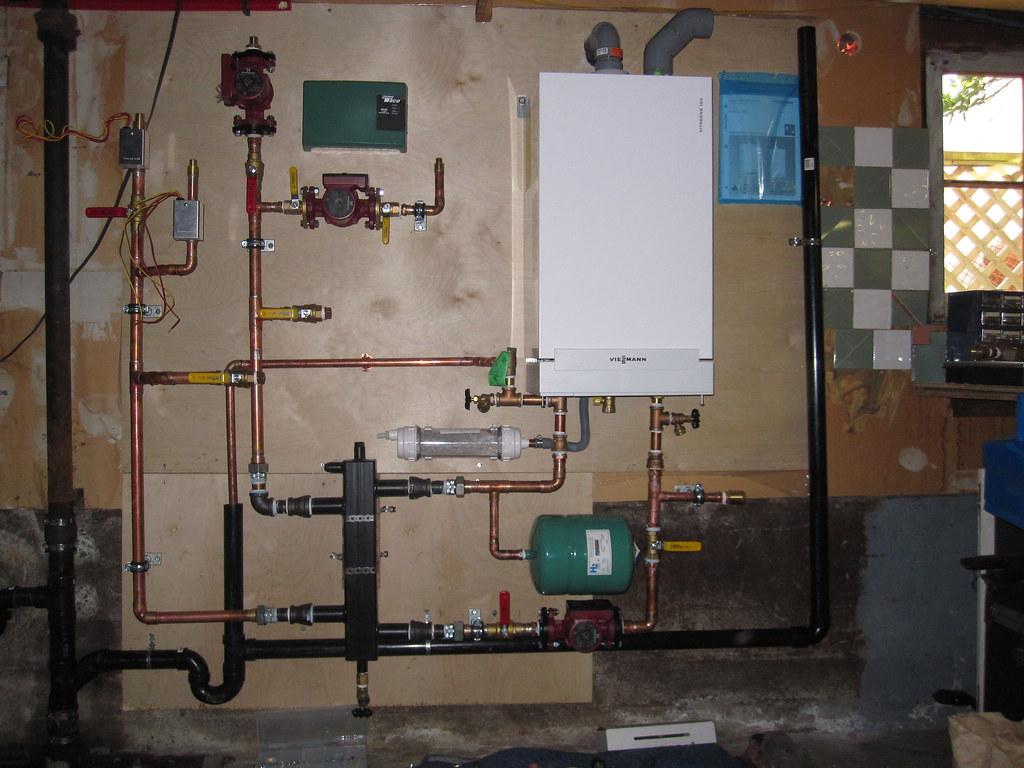 Viessmann vitodens 100 boiler 95 6 efficient for Viessmann vitodens 100 prezzo