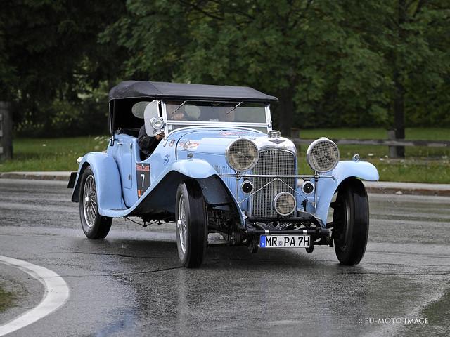 Lagonda Ennstal-Classic (c) 2011 Bernhard Egger :: rumoto images 1910