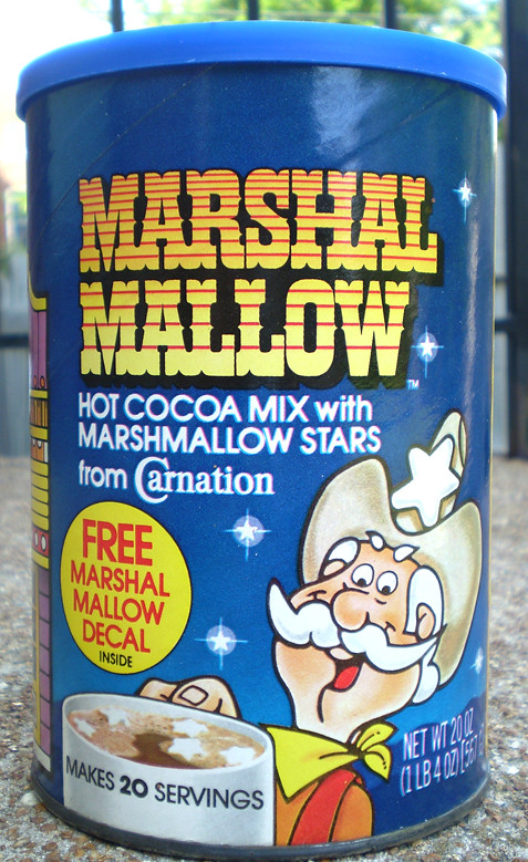 Vintage Carnation Marshal Mallow Can Hot Cocoa Mix Flickr
