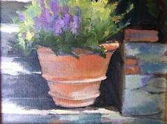 Tuscan pot