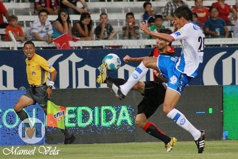IMG_0316 Puebla FC derrota 1-0 a Rojinegros del Atlas estadio Jalisco por LAE Manuel Vela
