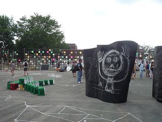 Big On Bloor Responding Festival