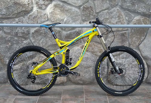2012 Norco DH, Freeride, Trail, XC and 29er mountain bikes | by BikeRumor.com