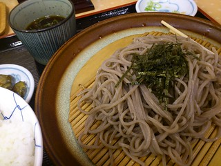 Cold soba really hits the spot on hot days | by kalleboo