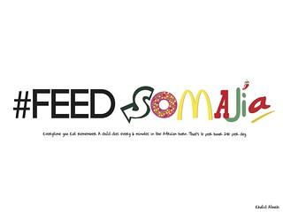 feed Somalia