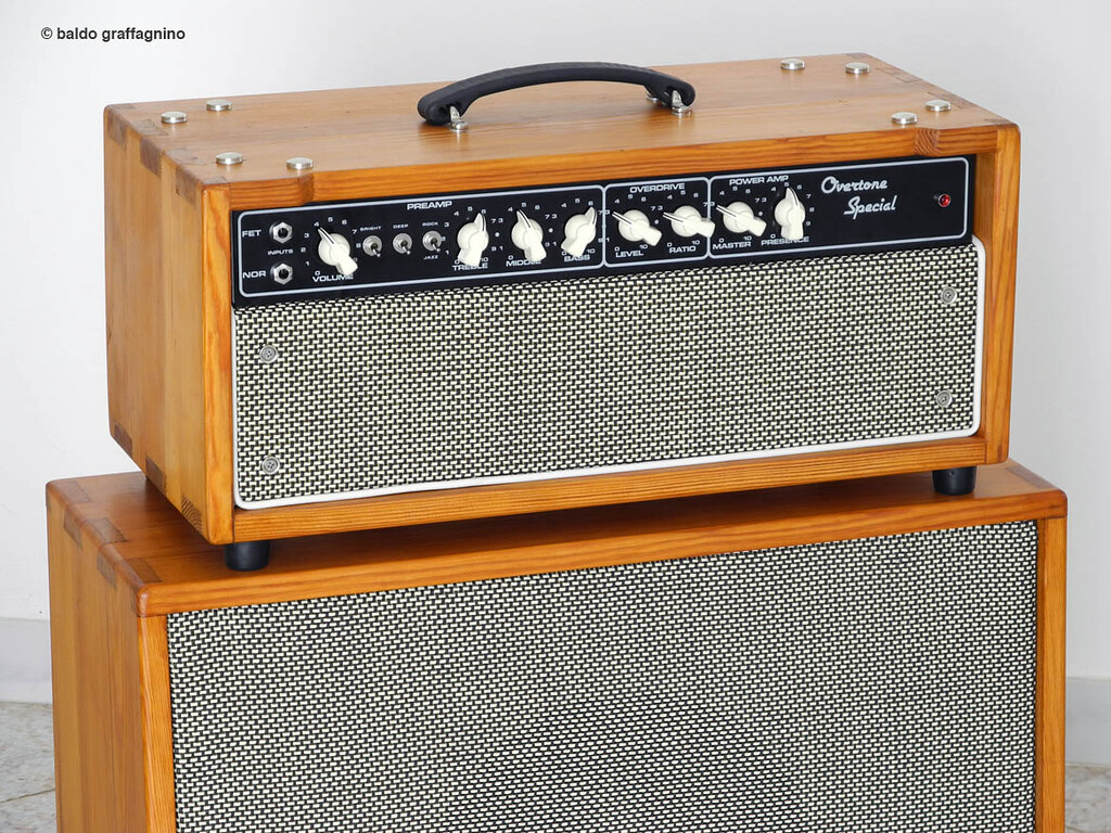 Dumble amp clone | classic sound | Baldo Graffagnino | Flickr