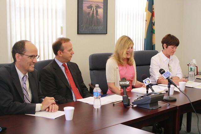 USDOJ & Delaware: Landmark Agreement