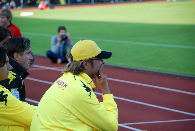 The German Football Champion in Arnsberg