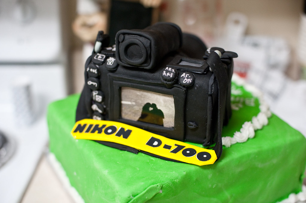 Remarkable Nikon D700 Birthday Cake So This Will Be A Bragging Post Flickr Personalised Birthday Cards Sponlily Jamesorg