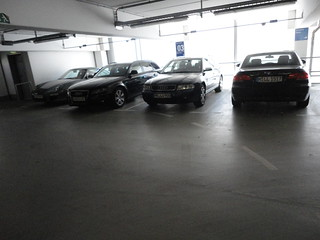 Typical German Parking Lot | by Ryan Frost