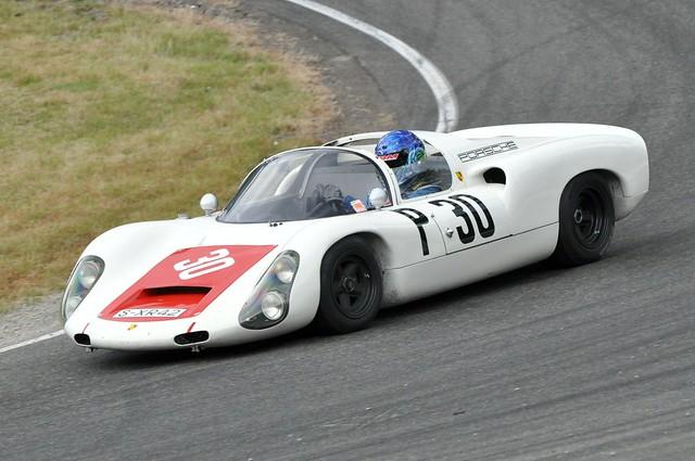 1967 Porsche 910 - Thor Johnson