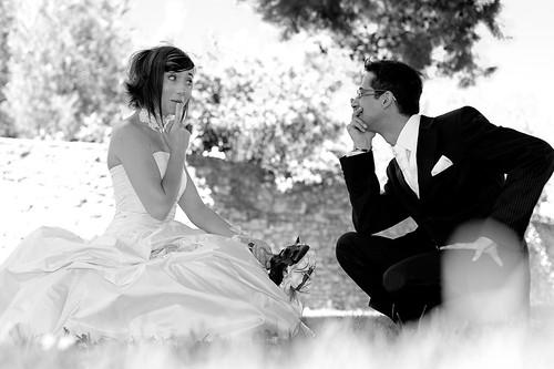 Photographie de mariage Magalie et Nico
