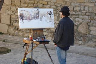 XIV concurs de pintura ràpida | by lallacuna