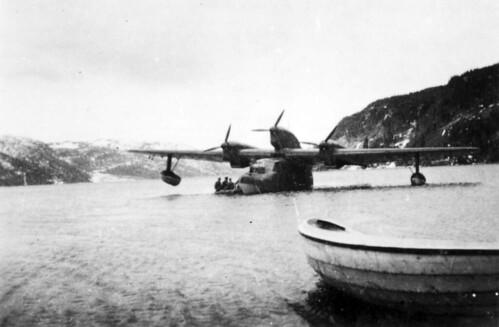 Tysk flybåt, Hemnesfjorden