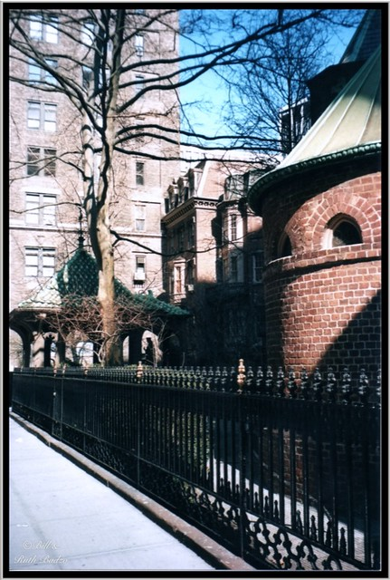 Church of the Transfiguration~Little Church Around the Corner ~ New York City NY