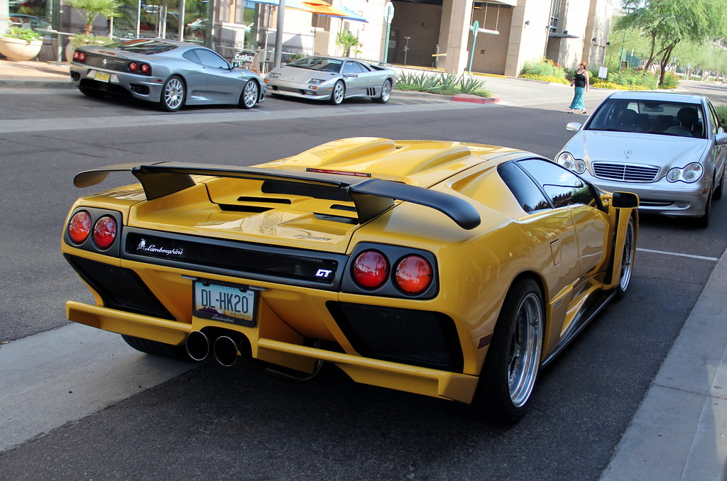 Lamborghini Diablo Gt Monkey Wrench Media Flickr