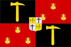Modern Banner of the Frankish Empire
