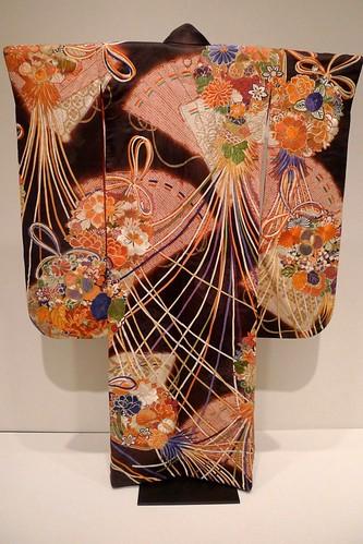 Uchikake Kimono, Early Showa Period | by Lori L. Stalteri