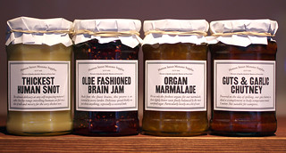 The range of HSMS Preserves | by ministryofstories