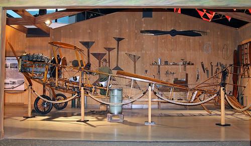 curtissjenny cradleofaviationmuseum curtissjn4 aircraftstructures