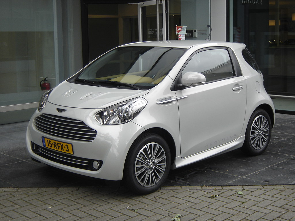 2011 Aston Martin Cygnet This Is The All New Aston Martin Flickr