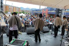 Por los Derechos de la Naturaleza Cierre al Parque Minero - Octubre 1 de 2011.