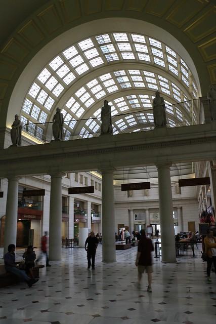 Bahnhofshalle Washington D.C.