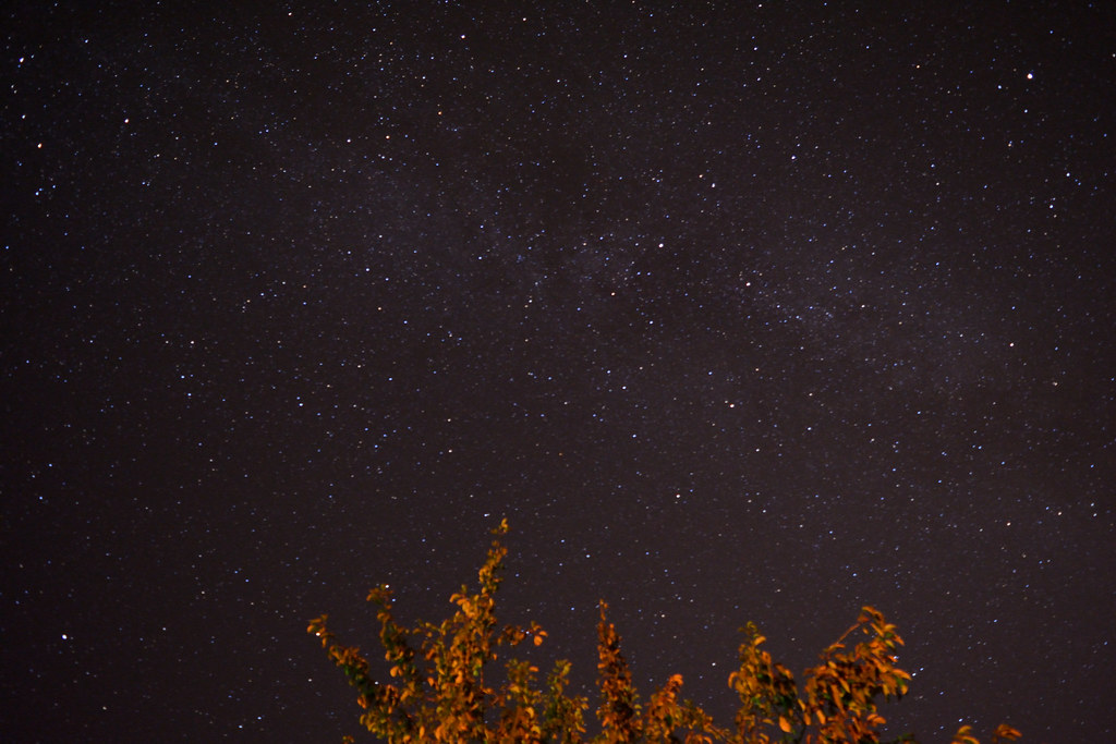 Milky Way 21/08/2015