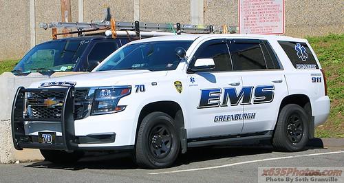 Greenburgh NY EMS Car 70 Photo
