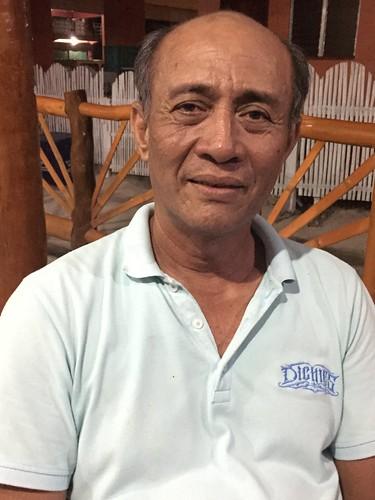 San Remegio Market Administrator Manuel E. Conde | by dilg.yolanda