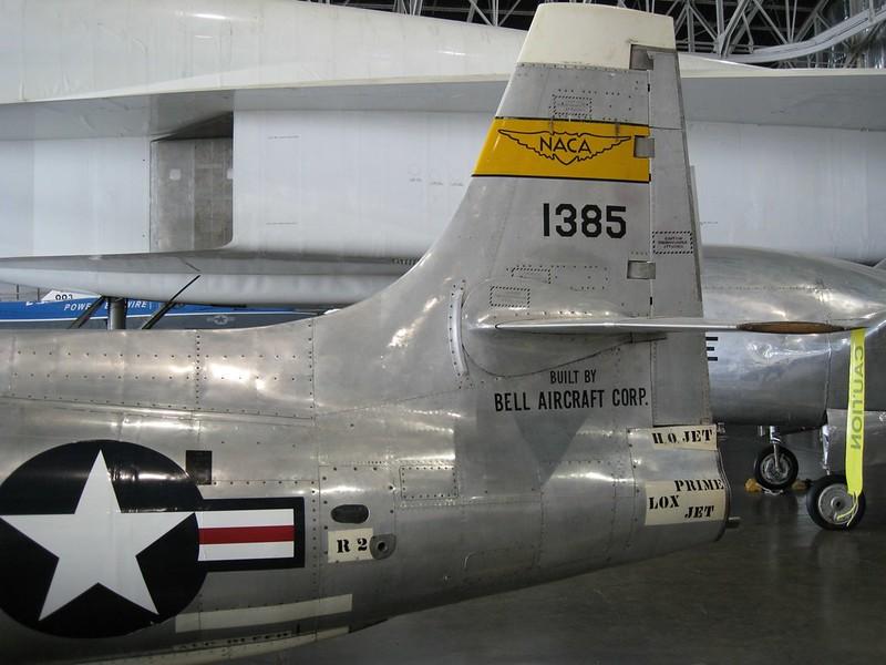Bell X-1B 6