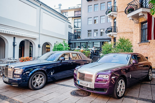 Rolls Royce Ghost 2015 | by Janitors
