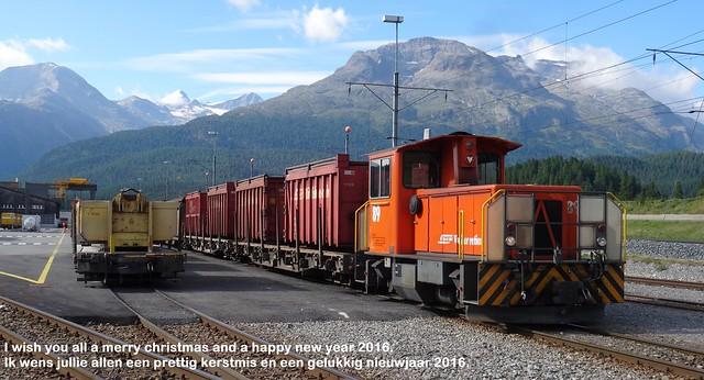 Merry Christmas - Happy New Year 2016.