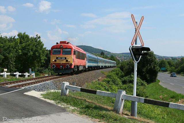 zwischen Balatonarács - Csopak, Ungarn