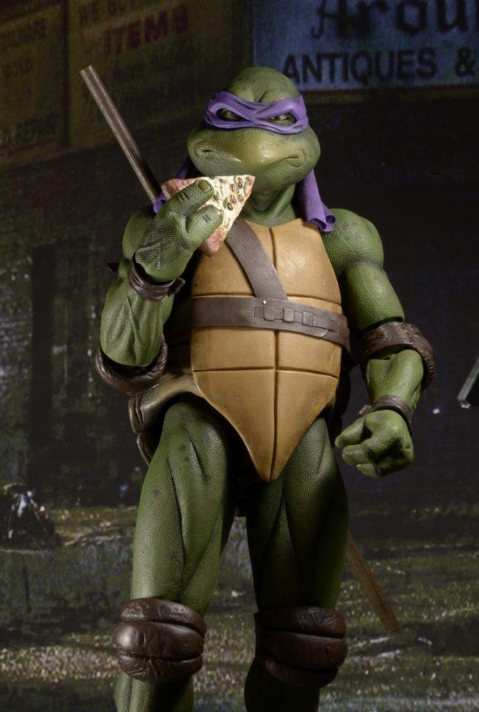 Neca Teenage Mutant Ninja Turtles Donatello 1990 M Flickr