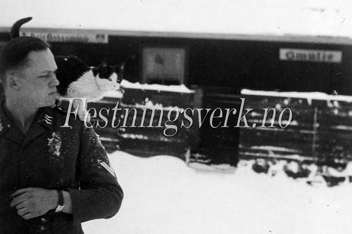 Sanvika Bærum 1940-1945 ((975)